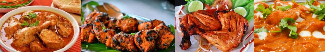 Desi Chicken Dishes
