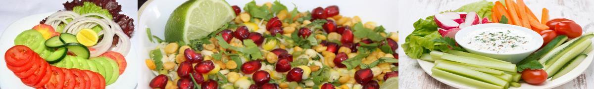 Indian Salads