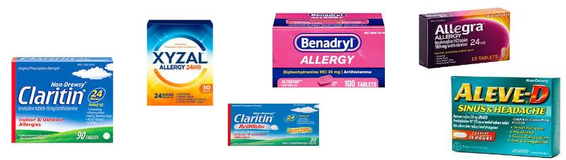 Allergy Meds