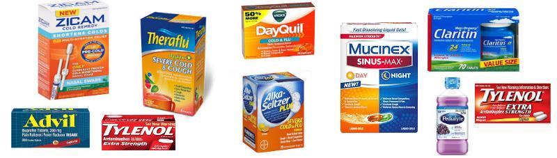 Cold Medicines