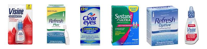 Eye Medicines