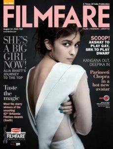 Filmfaer Magazine